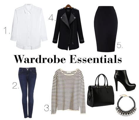 Wardrobe Essentials 2014 by Wardrobe Essentials In Betsey