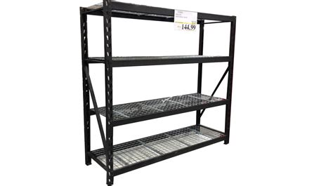 Rack It Shelving System by Costco S Industrial Storage Shelf Rack Review