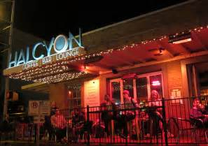 Halcyon Tx Downtown Coffee Shop Bar Lounge Halcyon Suits Any Occasion