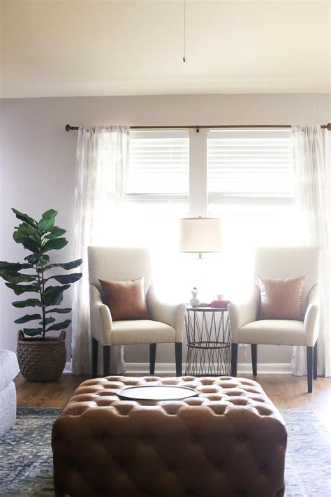 small living room refresh  bassetts modern collection