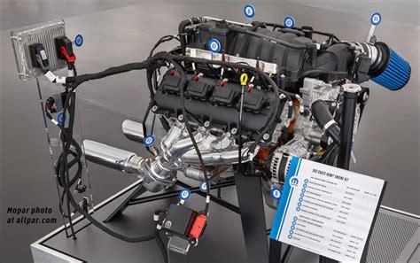 mopar crate engine kits    hemi wvideo