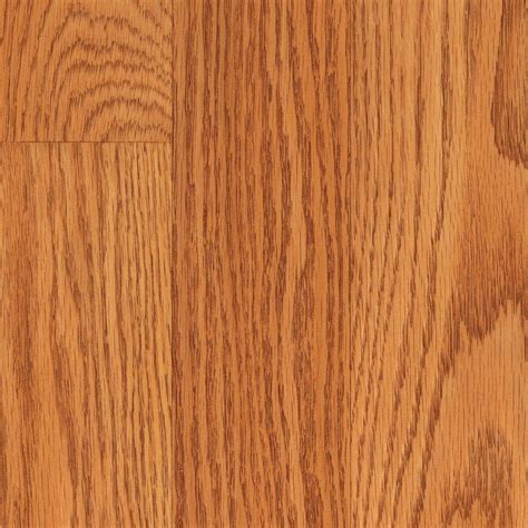 trafficmaster glenwood oak laminate flooring       home sample hl