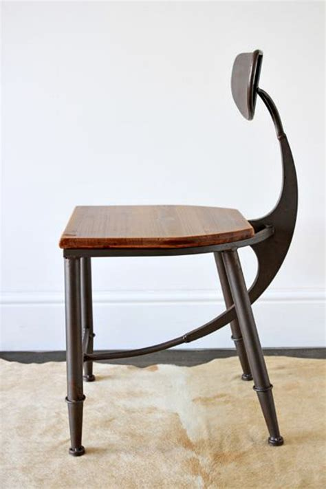 Dining Chairs Industrial Industry Foundry Dining Chair Mad About The House