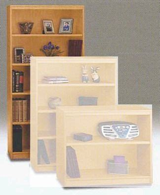 bush universal 5 shelf 72 bookcase bush wl36572 bookcase oakridge oak universal bookcase