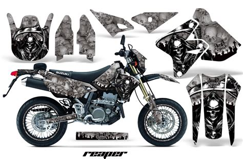 drz 400 dekor suzuki drz 400 s sm metal tank dirt bikes graphic kit