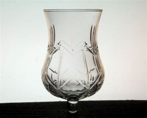 home interiors peg votive candle holder large