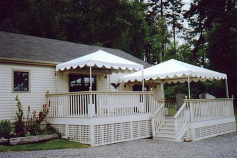tent deck frame tent rental for burlington bellingham seattle