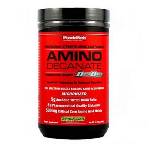 Suplemen Glutamine Decanate Musclemeds Amino Decanate Jual Suplemen Fitness Kaskus