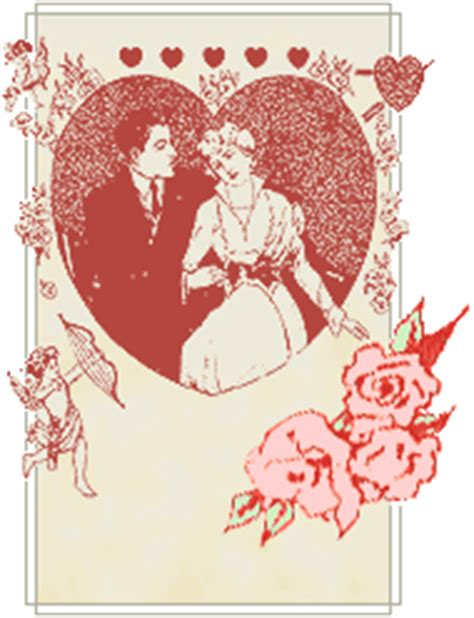 history valentines cards s day history