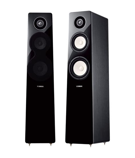 Yamaha Floor Standing Speakers by Buy Yamaha Ns F500 Floorstanding Speaker At Best