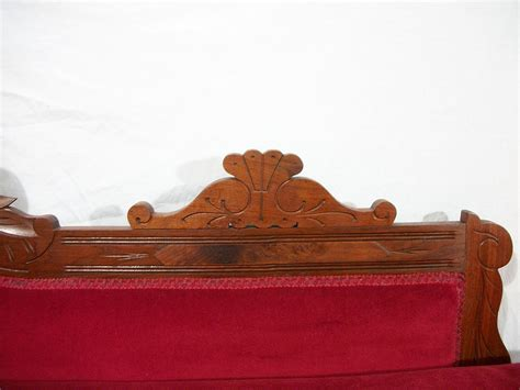 antique victorian couch price guide antique 1800s elegant eastlake fainting couch chaise