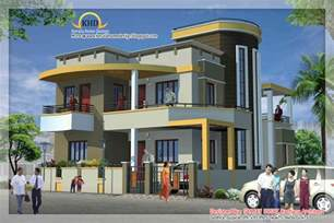 Home Design Plans India Free Duplex by Duplex House Elevation Kerala Home Design And Floor Plans