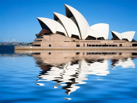 designer of the sydney opera house sydney opera house to get 202 million makeover cond 233 nast traveler