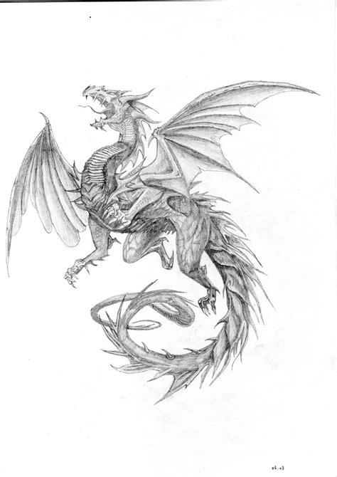 flying dragon tattoo designs ddragon by rg571 on deviantart