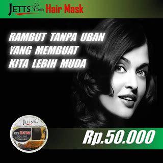 Jettstree Hair Mask tips diet pelangsing penyebab cara mengatasi rambut uban