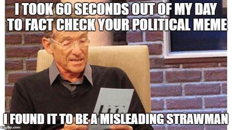 Political Meme Generator - maury povich imgflip