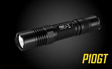 Nitecore P10gt nitecore p10gt 900 lumen strobe ready led flashlight