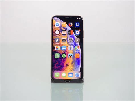 test de l iphone xs igeneration