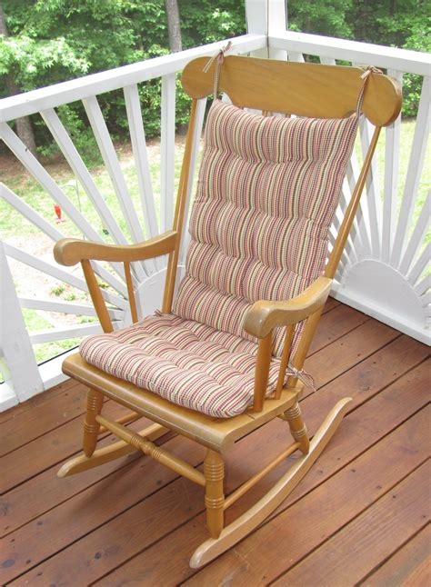 rocking chair cushion set with skirt rocking chair cushion sets and more clearance