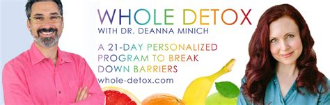 Whole Detox Program by Whole Detox For Fertility With Dr Deanna