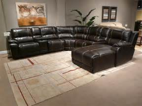 Leather Sectional Sofas With Recliners Sectionals With Recliners And Chaise