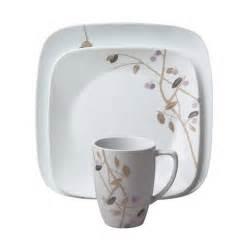4 Piece Dining Room Sets square midnight garden 16 piece dinnerware set wayfair