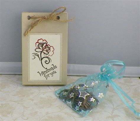 Handmade Gift Packing - handmade gift bag mixed kreations