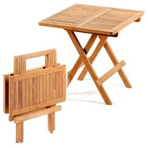 Folding Wood Picnic Table Folding Picnic Table Wooden Wood Square Teak Foldaway Garden Patio Cing Ebay
