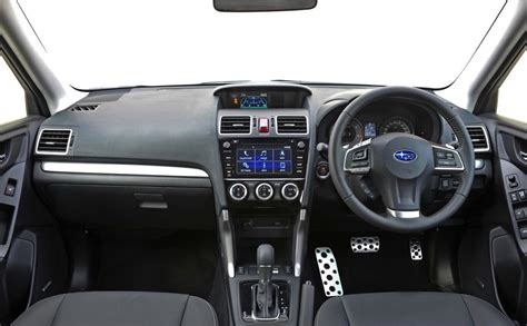subaru forester interior 2015 2015 subaru forester update revealed diesel auto option