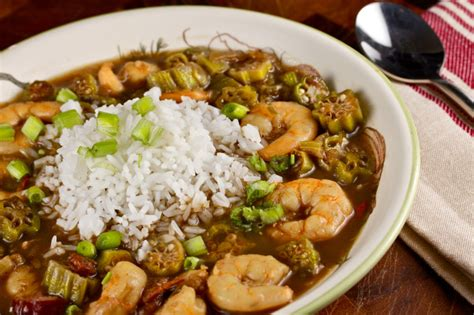 louisiana cooking easy cajun and creole recipes from louisiana books shrimp and okra gumbo is and rich with a bold spice