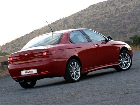 Alfa Romeo 156 by Alfa Romeo 156 Specs 2003 2004 2005 Autoevolution