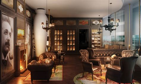 robusto room kameha grand cigar lounge lounges cigars zurich and lounges