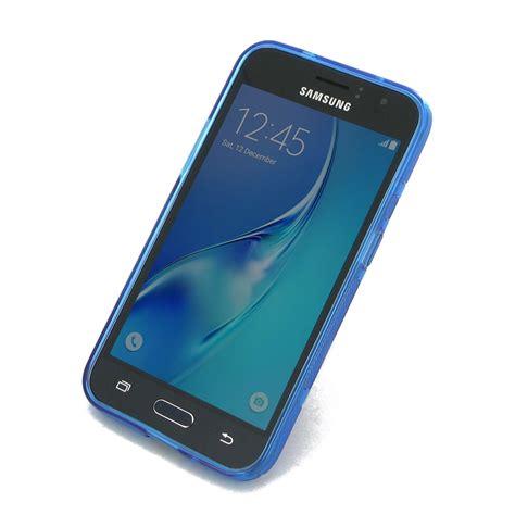 Samsung J1 Blue samsung galaxy j1 2016 soft blue s shape pattern pdair