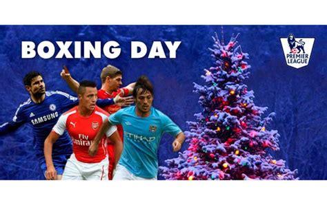 Epl Boxing Day Schedule | berita daftar laga boxing day premier league 2015 2016