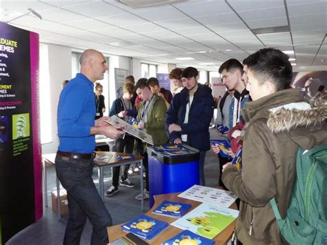 design engineer jobs lincoln students meet prospective employers at lincoln engineering