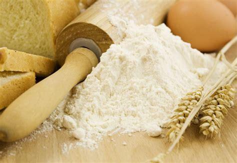 alimentos sin harina de trigo gastronomia materiasprimas materias primas harinas i