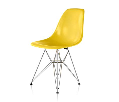 Eames Molded Fiberglass Chair by Eames Molded Fiberglass Side Chair Restaurant Chairs From Herman Miller Architonic