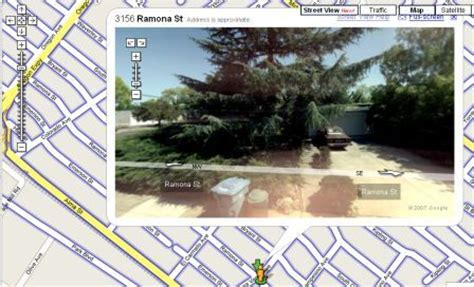 street view of my house street view of my house from google maps broom s blog