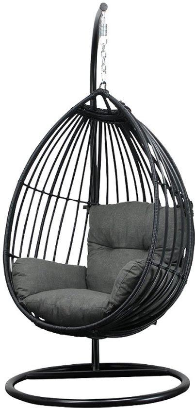 tweedehands ei stoel bol hangstoel egg chair paris