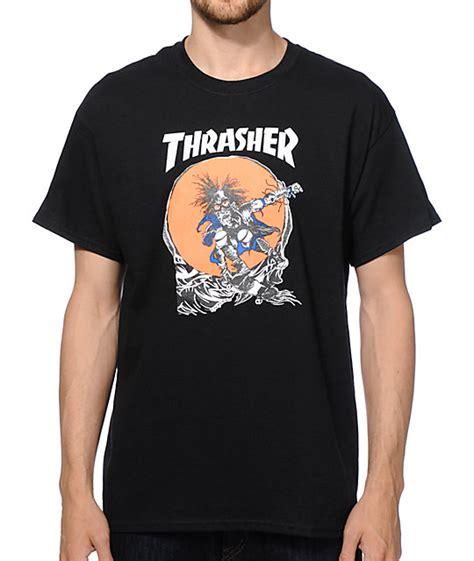 Tshirt I M Skateboard Cloth thrasher skate outlaw t shirt at zumiez pdp