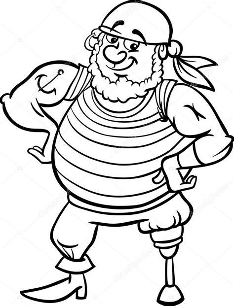 capitanes de barcos para colorear piratem ilustracja kresk 243 wka dla kolorowanka grafika