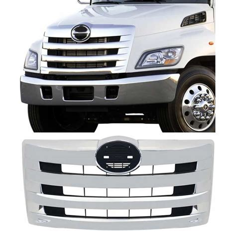 Spare Part Truck Hino hino exterior parts big rig chrome shop semi truck chrome shop truck lighting and chrome