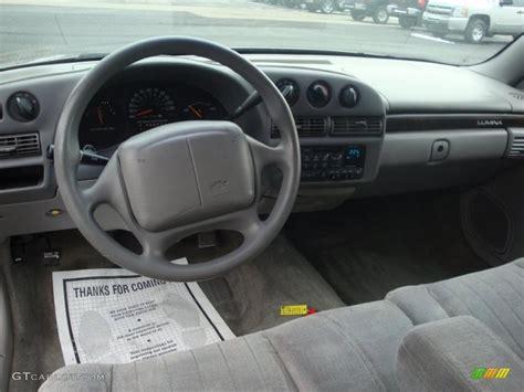 1998 Chevy Lumina Interior by Medium Grey Interior 1997 Chevrolet Lumina Standard Lumina