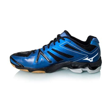 Mizuno Black mizuno wave lightning rx3 mens shoes black