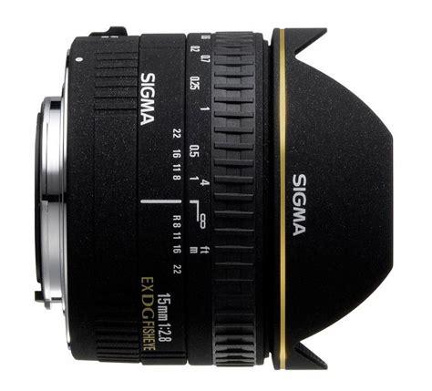 Sigma Fisheye sigma 15mm f2 8 ex dg diagonal fisheye a mount lens info
