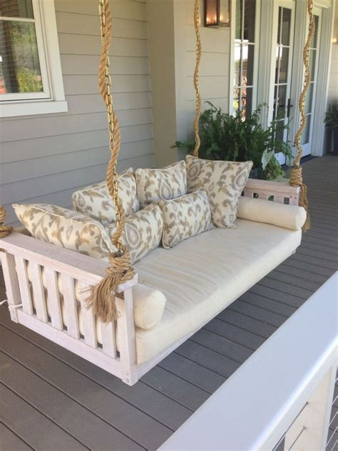 patio swing bed 10 amazing outdoor swing bed designs