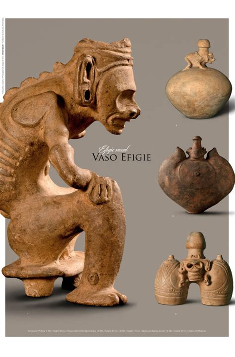 efigie vessel jewels of taino art vicini