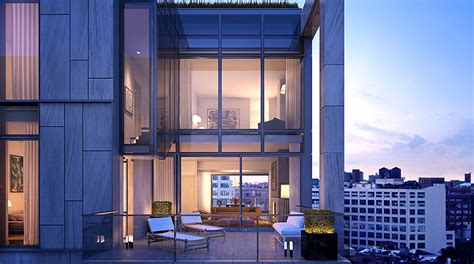York Terrace East Apartments unique amp spectacular penthouses for sale in soho nyc one