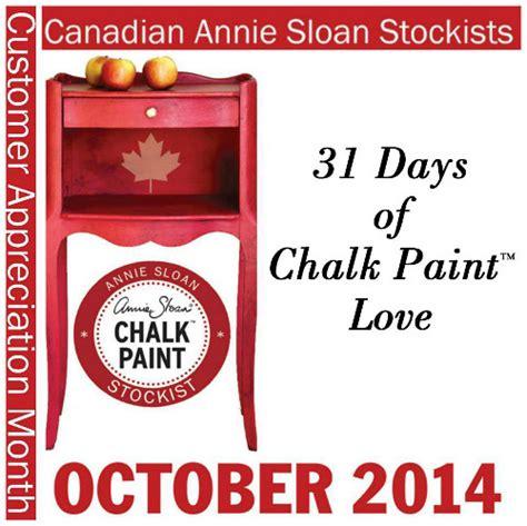 chalk paint colours canada 31 days of chalk paint malenka originals