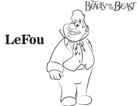 beauty and the beast coloring pages gaston beauty and the beast coloring pages coloringsuite com